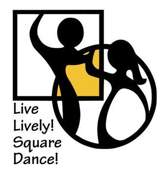 Live Lively! Square Dance! logo